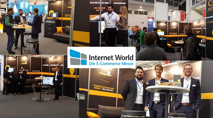 Store Connector sagt Danke - Internet World 2017 - Hier mehr Info´s